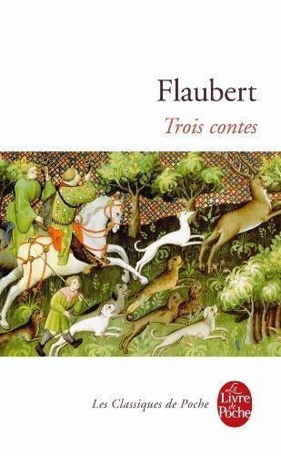 Trois contes (Le Livre de Poche) por Gustave Flaubert