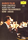 Beethoven, Brahms, Mozart - Klavierkonzerte [2 DVDs]