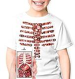 Body planet Camiseta Realidad Aumentada educativa (8-10 años)