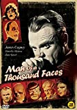 Man Of a Thousand Faces 1957 Region Free DVD (Region 1,2,3,4,5,6 Compatible)