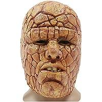 Queenshiny® lattice maschera realistica (Stone)