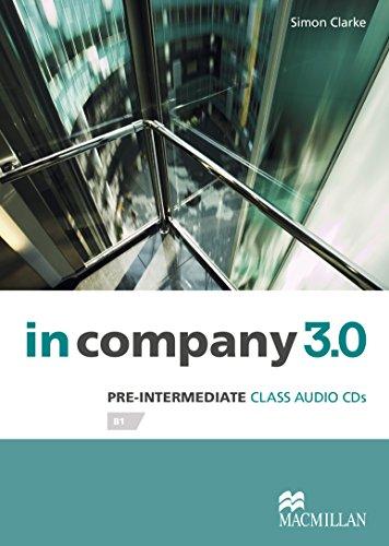 IN COMPANY 3.0 Pre-Int Class CD por M Powell