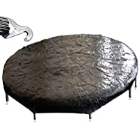 Dell ® bâche de protection pour trampoline 305 cm koenig-tom bâche de protection pour trampoline de pluie de rechange