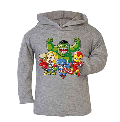 ICKLE PEANUT Jungen T-Shirt grau Für Kinder (5-6 Jahre)