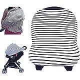 Stilltuch Stillschal für diskretes Stillen Ihres Babys unterwegs Baby Autositz Cover, Ideales Geburtstagsgeschenk für Baby und Mama von YOOFOSS