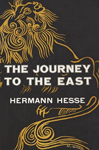 Book cover for The Journey to the East