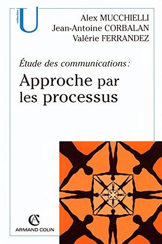 tude des communications : approche par les processus