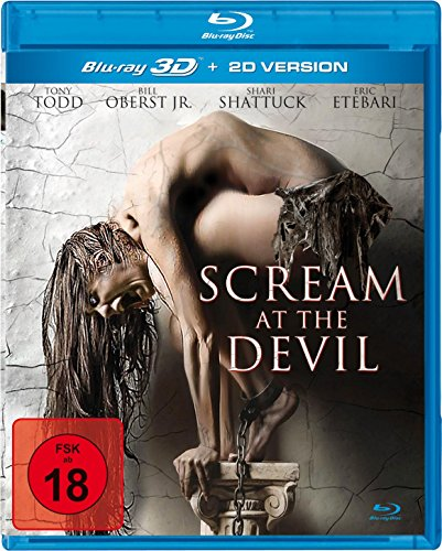 Bild von Scream at the Devil - uncut [3D Blu-ray]