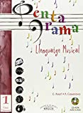 Pentagrama Llenguatge Musical: Pentagrama I Llenguatge Musical Elemental: Grau Elemental: 1 (Pentagrama Llenguatge Musical 1)