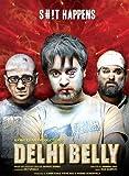 Delhi Belly - NTSC Format DVD - All Regions - Import - Imran Khan - Aamir Khan Production - Bollywood