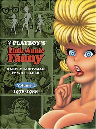 Little annie fanny, Volume 4 : 1978-1988