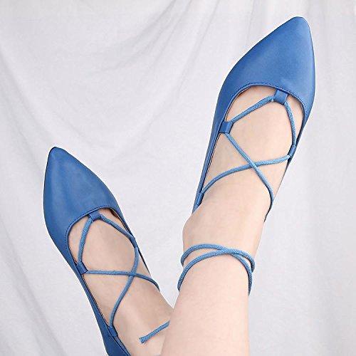 &qq Chaussures femme, chaussures plates 39