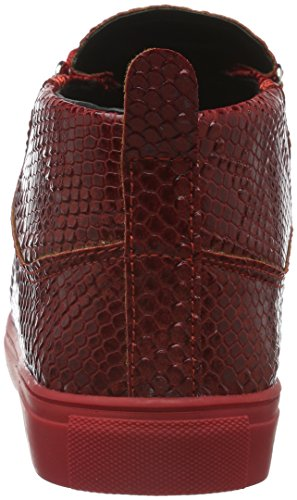 Tamboga G7, Sneakers basses mixte adulte Rot (Red 02)