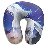 Vidmkeo Pegasus Neck Pillow, The Original U-Shaped Travel Pillow, for Comfort and Convenience in Travel New10