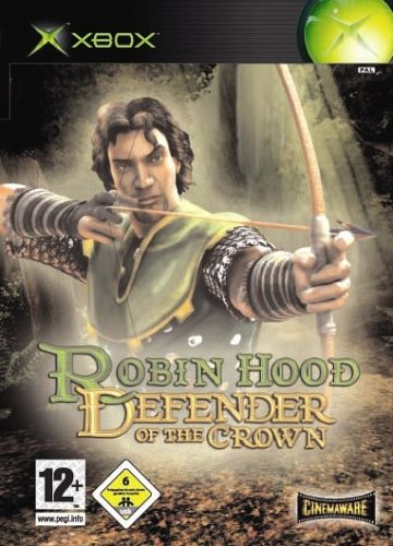 Robin Hood: Defender of the Crown (Crown-grafik)