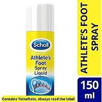 SCHOLL athlete's foot range athlete's foot spray.150ML preisvergleich bei billige-tabletten.eu