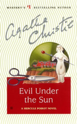 Book cover for Evil Under the Sun