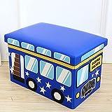 LifeX Multifunzionale pieghevole rettangolare soggiorno per bambini scatola di immagazzinaggio sgabello cubo del fumetto della principessa castello giocattolo per bambini camera cambiare scarpe sgabel