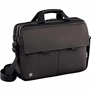 51N065qckQL. SS300  - Wenger Laptop Messenger con Tablet Pocket Negro 16 Zoll (40,6 cm)