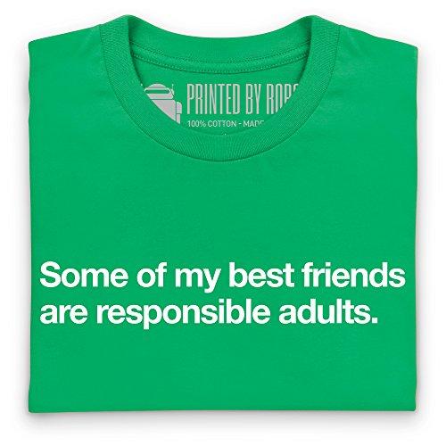 My Best Friends T-Shirt, Herren Keltisch-Grn