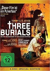 Three Burials - Die drei Begräbnisse des Melquiades Estrada - Special Edition [2 DVDs]