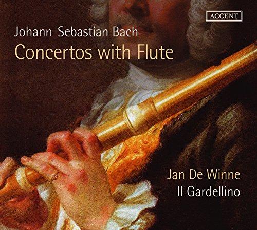 Bach: Concertos with Flute