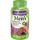 Vitafusion Men's Gummy Vitamins, 150 Count - Best Reviews Guide
