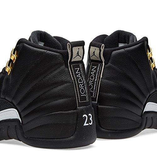 Nike - Roshe One - Total Noir - Sneakers Noir / blanc / doré (noir / blanc - noir - doré métallique)
