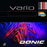 #3: Donic Vario Table Tennis Rubber (Black)