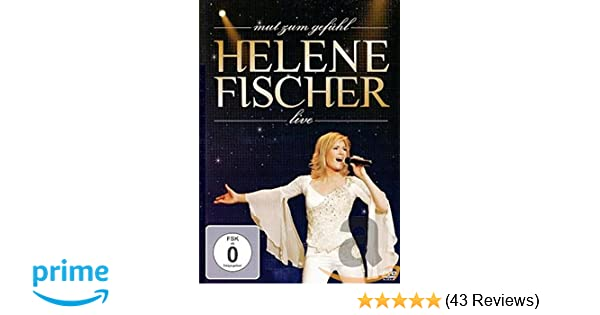 Mut Zum Gefuhl Helene Fischer Live Amazon De Helene Fischer