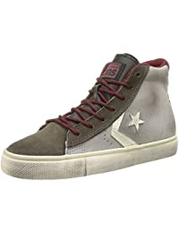 Converse Pro Leather Vulc Mid Suede/lth Unisex-Erwachsene Pro Leather Vulc Mid