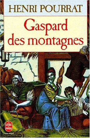 Gaspard des montagnes par Henri Pourrat