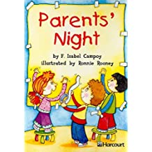 Parent's Night by F. Isabel Campoy (2002-01-05)