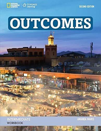 Outcomes - Second Edition: B1.2/B2.1: Intermediate - Workbook + Audio-CD