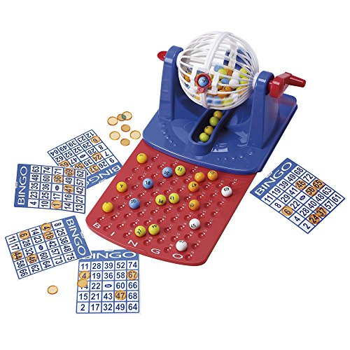 PlayGo - Bingo manual, kit para jugar (Colorbaby42482)