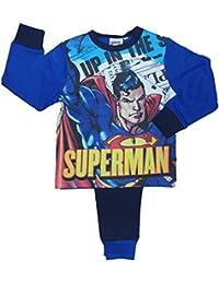 Garçons Super Hero Pyjamas 3 Styles Choix Parmi Superman Batman ou Avengers