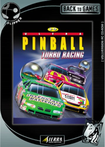 3D Ultra Pinball - Turbo Racing [Back to Games]