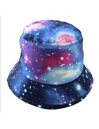 Plegable cubo sombrero Boonie Galaxy caza pesca al aire libre tapas verano playa sombreros