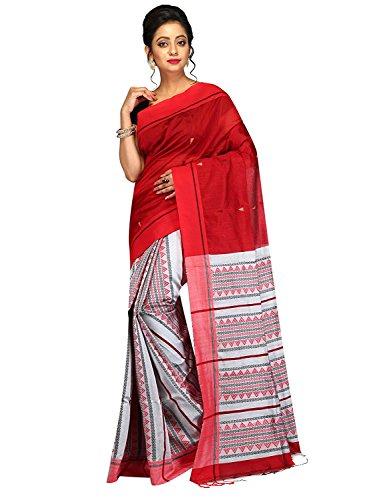 Premium Quality Handloom Bihu Jamdani Saree
