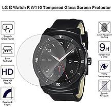 Vidrio templado Fiimi Protector de pantalla para LG G Watch R w110,9H dureza, 0,3mm de espesor, fabricado en cristal