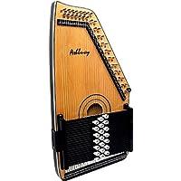 Ashbury AAH-21E Auto harpe électro-acoustique 21 barres Naturel