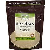 Now Foods Rice Bran, 20 oz