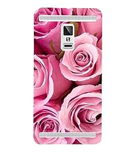 ifasho Designer Back Case Cover for Vivo X3S (Ati Sundar Natural Rose Many Rose Gulbano)