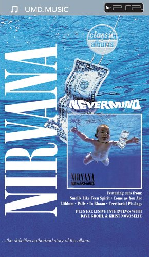Nirvana - Nevermind (Classic Albums) [UMD Universal Media Disc]