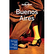 Lonely Planet Buenos Aires, English edition