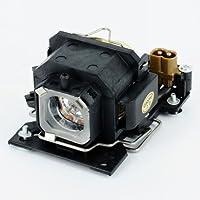eu-ele DT00781modelo de módulo de recambio de lámpara Compatible bombilla con carcasa para proyector HITACHI CP-RX70/X1/x2wf/X4/X253/x254y # xFF0C; ED-X20EF/X22EF Y # xFF0C; MP-J1EF