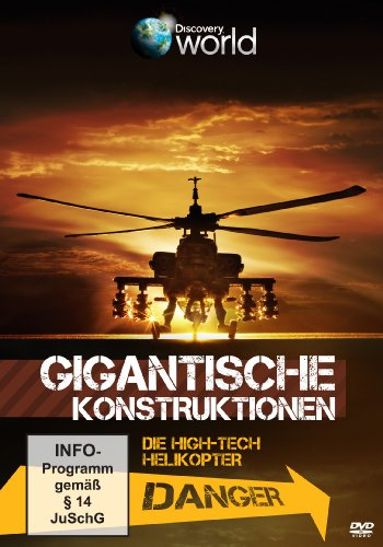 Preisvergleich Produktbild Gigantische Konstruktionen - Die High-Tech Helikopter (Discovery World)