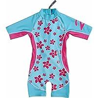 Zunblock Niños Hawaii UV Clothes, infantil, Hawaii, turquesa, 110/116