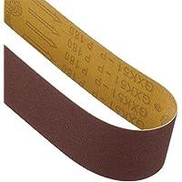 Scheppach 7903303701accesorios lijadora/banda abrasiva Juego–9piezas, apto para los Combinación bgs700, grano 60/120/180, 686x 50mm