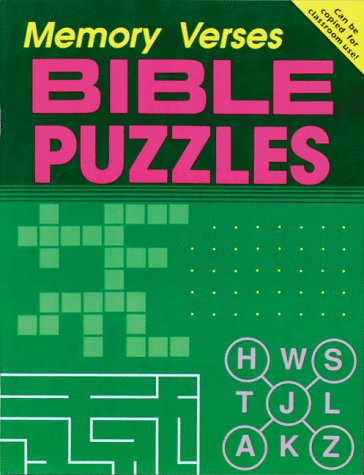 Memory Verses: More Bible Puzzles